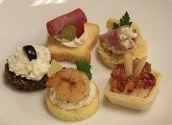 Cold Canapes